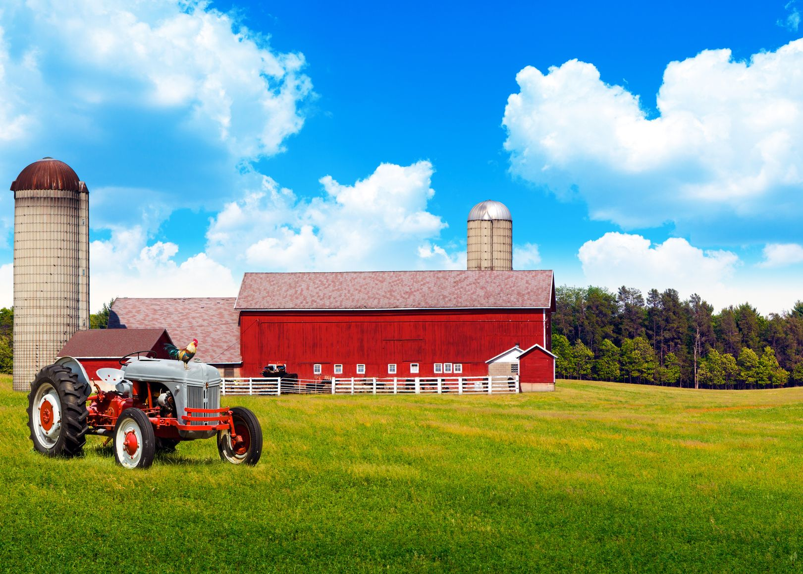 Dallas, Fort Worth, Houston, San Antonio, TX.  Farm & Ranch Insurance